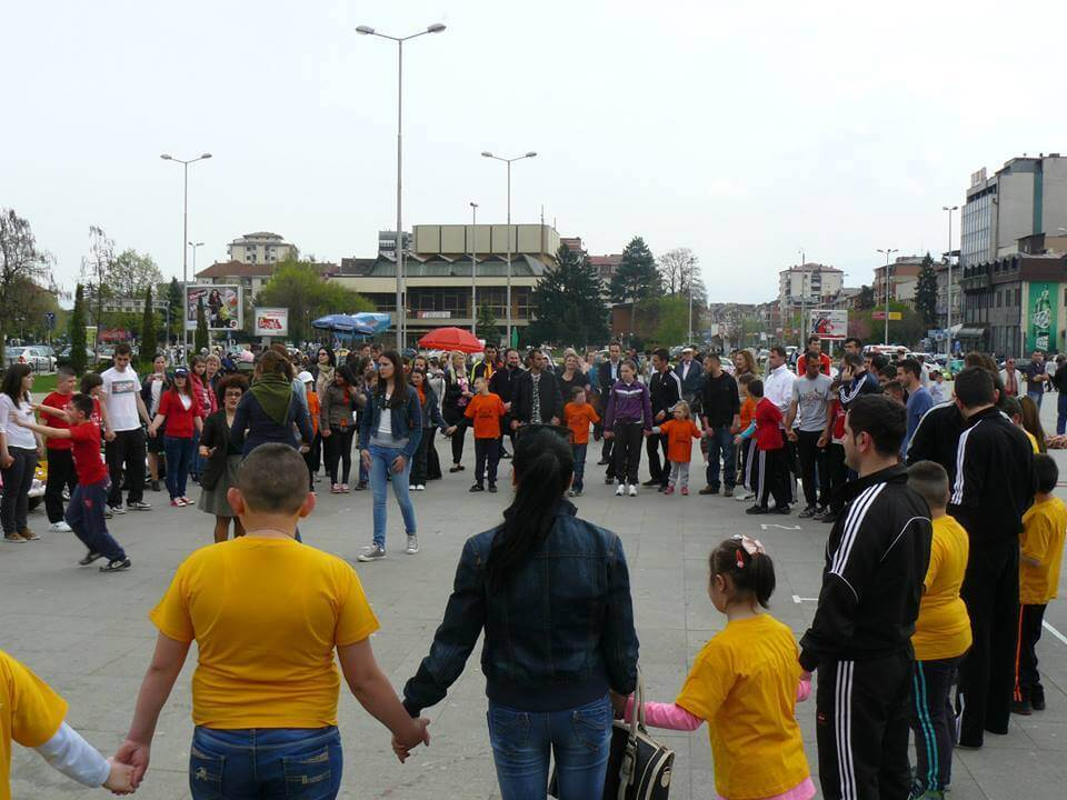 World Autism Day in Tetovo