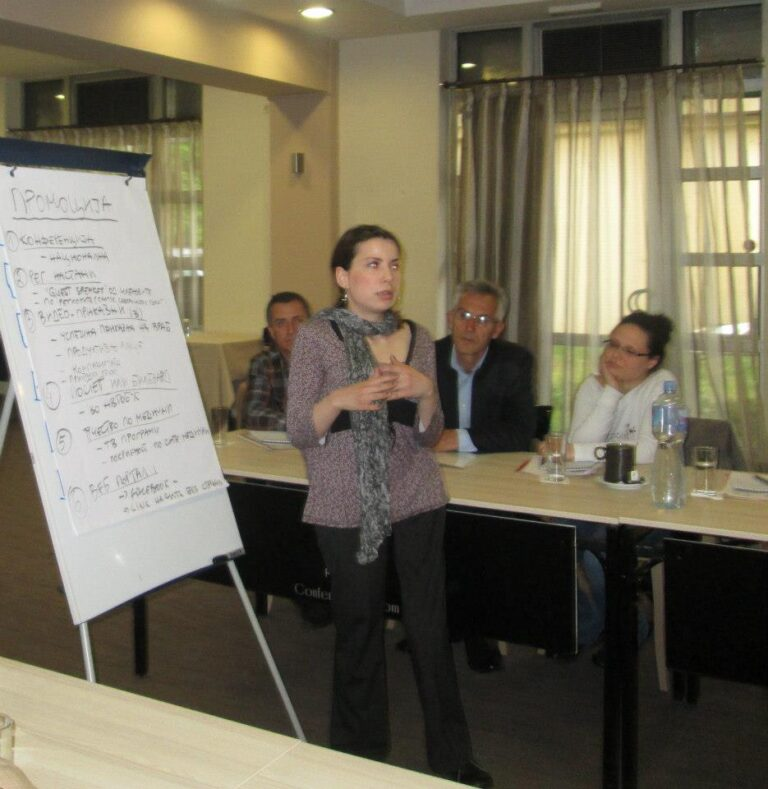 USAID's PWDIE Project established its Advisory Board