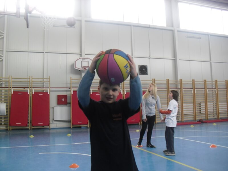 """Promotion of the project """"Sport and recreation activities for children with disabilities"""""""
