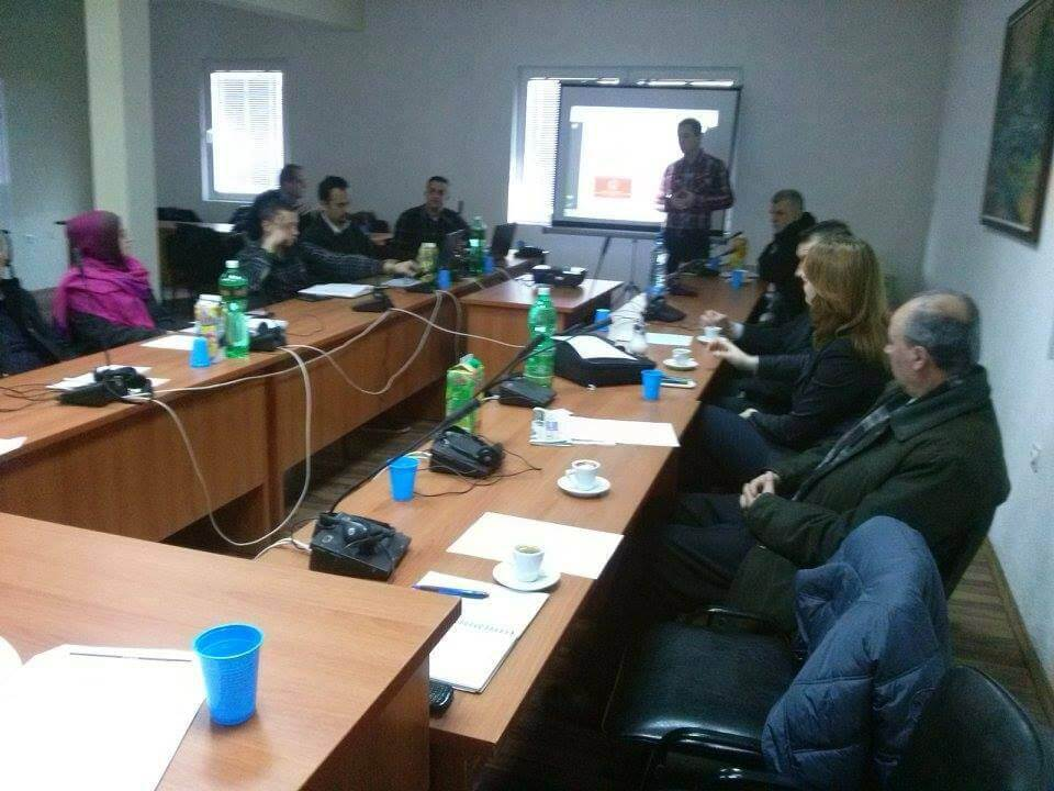 Mentorship Training in the Municipality of Brvenica