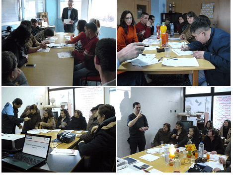 Trainings in Struga for Persons with Disabilities
